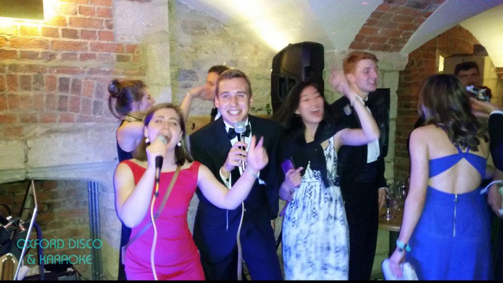Brasenose College Summer Ball c