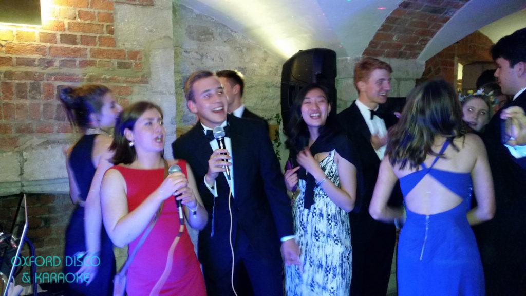 Brasenose College Summer Ball d