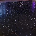 Star Lit Dance Floor Black