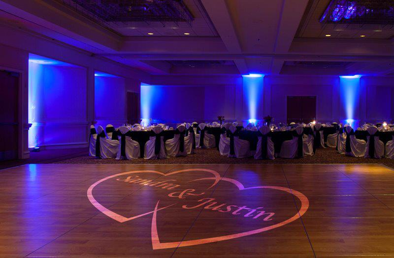 Custom GoBo / Decorative Uplighting