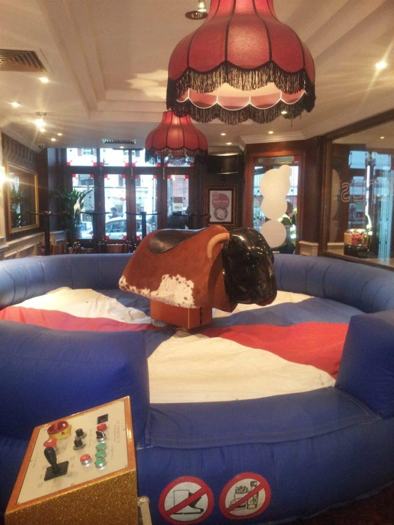 Rodeo Bull 2 Oxford Disco And Karaoke