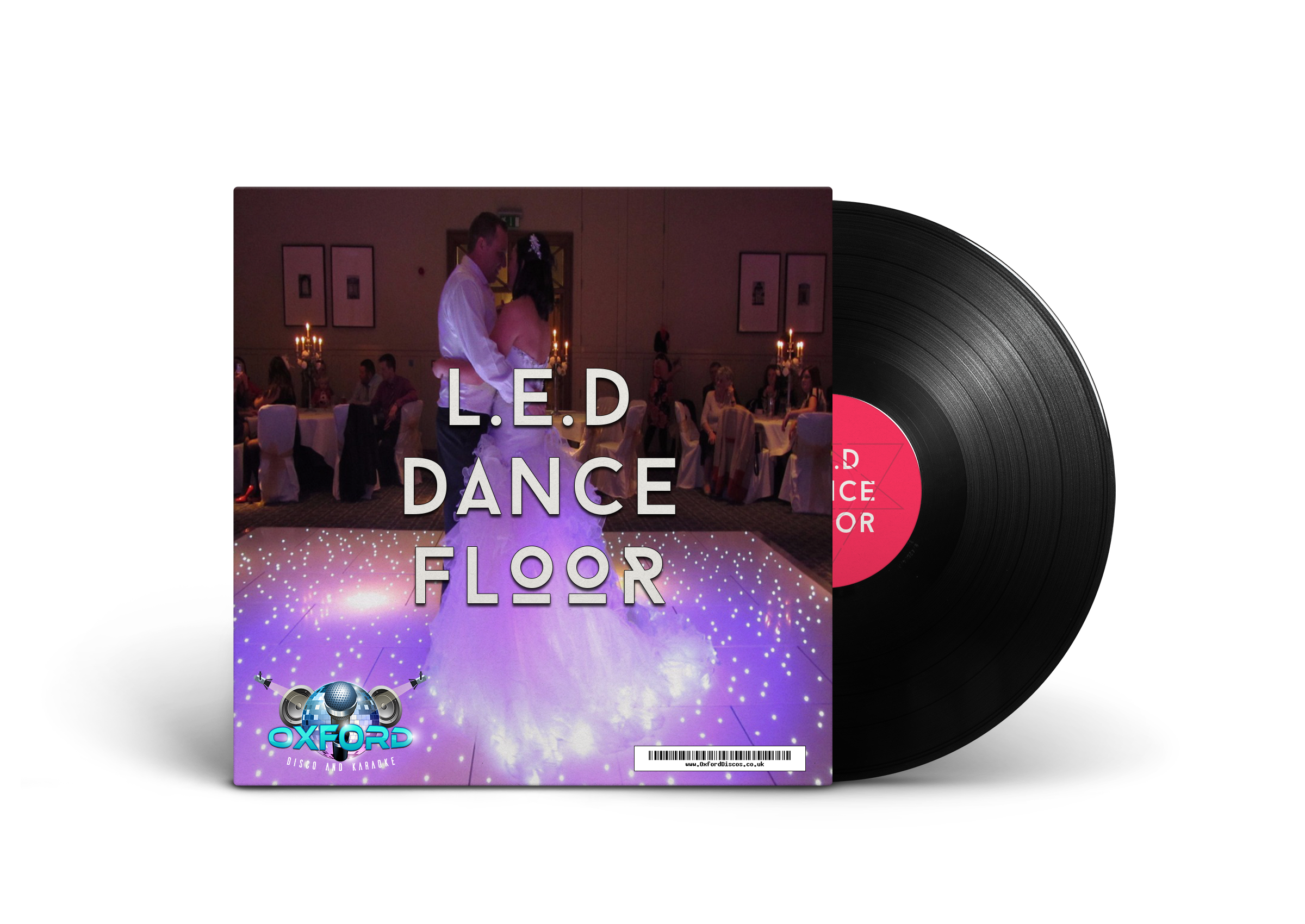 LED Dance Floor - Oxford Disco And Karaoke