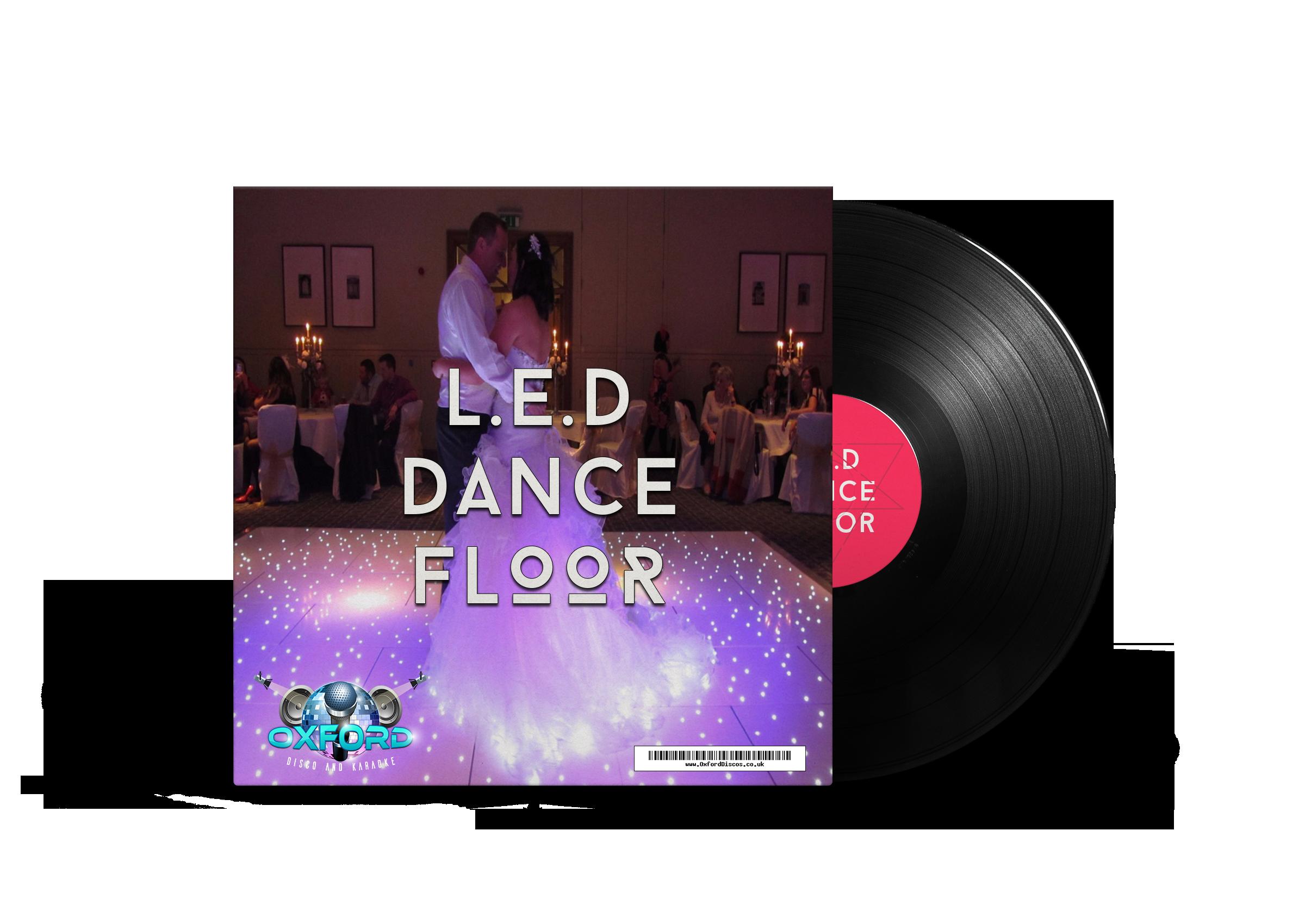 LED Dance Floor - Oxford Disco And Karaoke