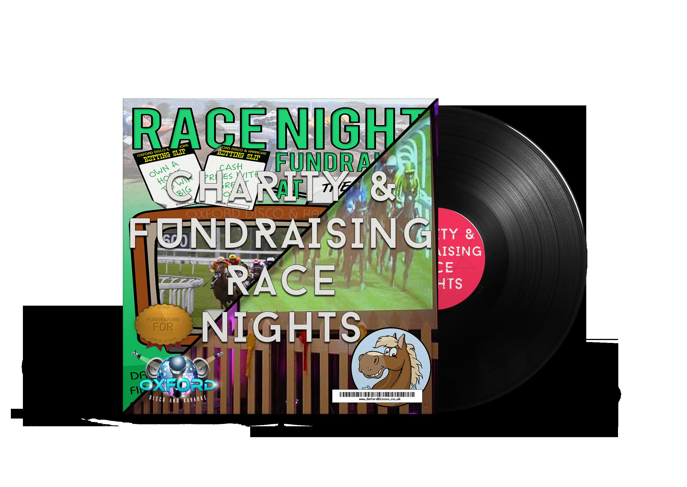 Race Nights - Oxford Disco And Karaoke
