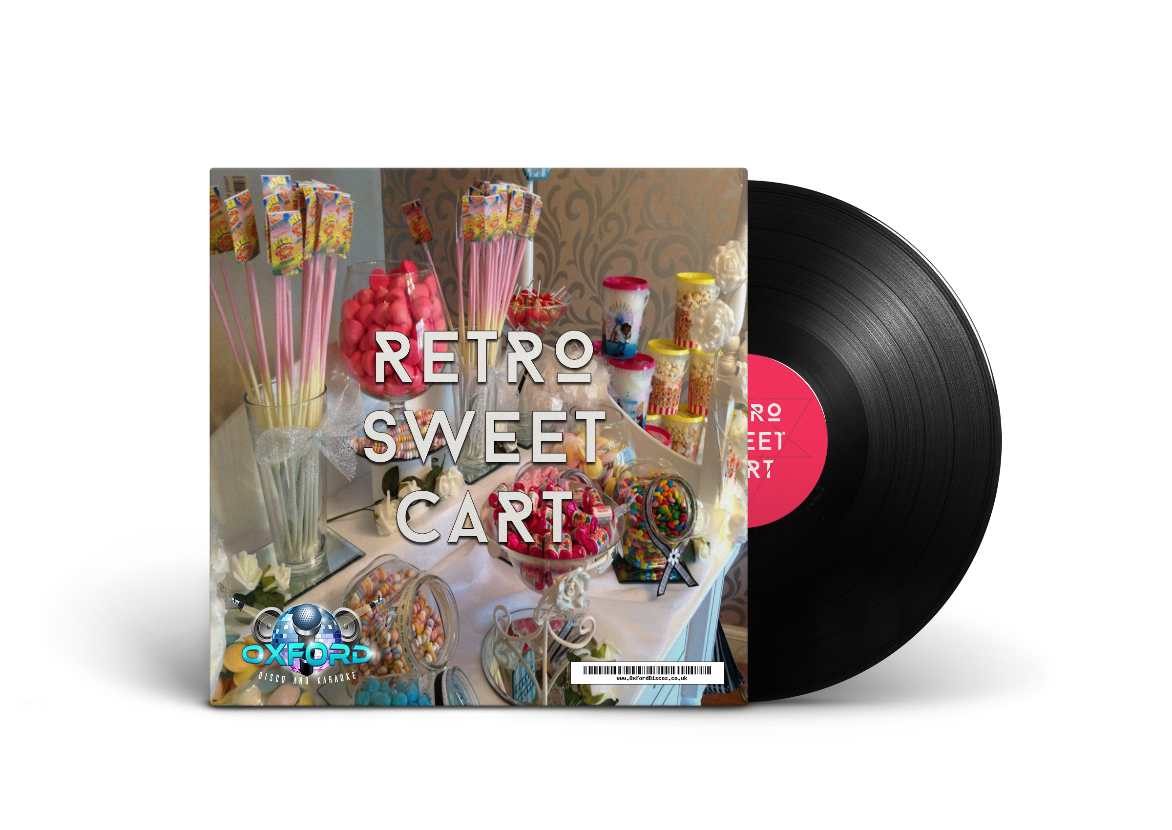 Retro Sweet Cart - Oxford Disco And Karaoke