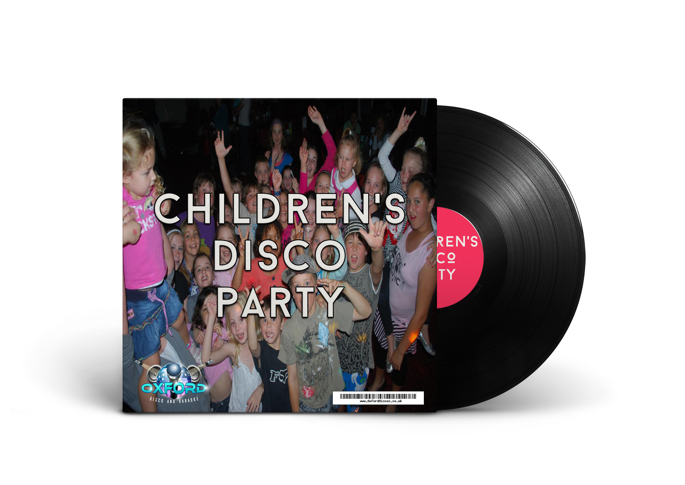 16 Children's Disco Party