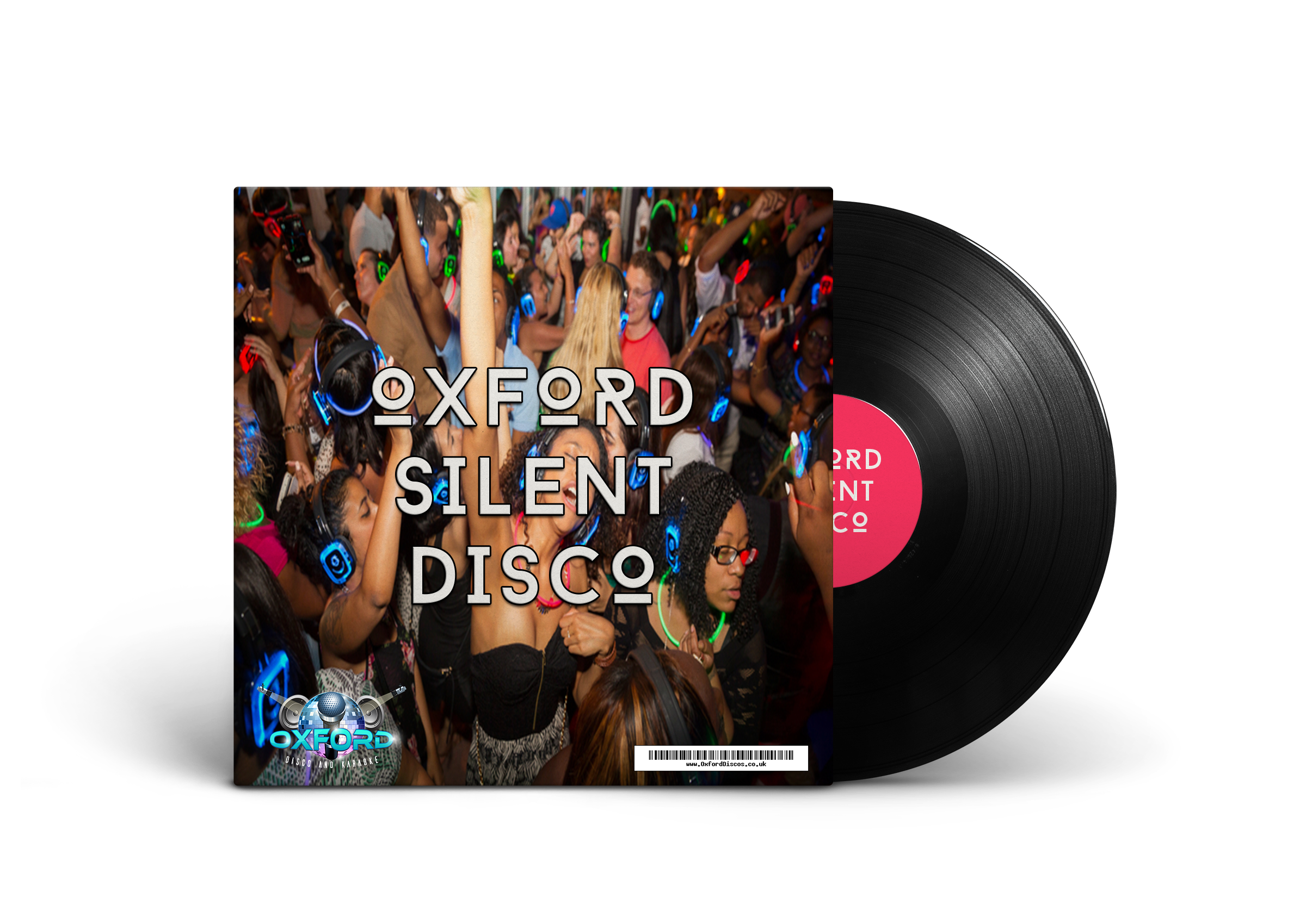 15 Oxford Silent Disco