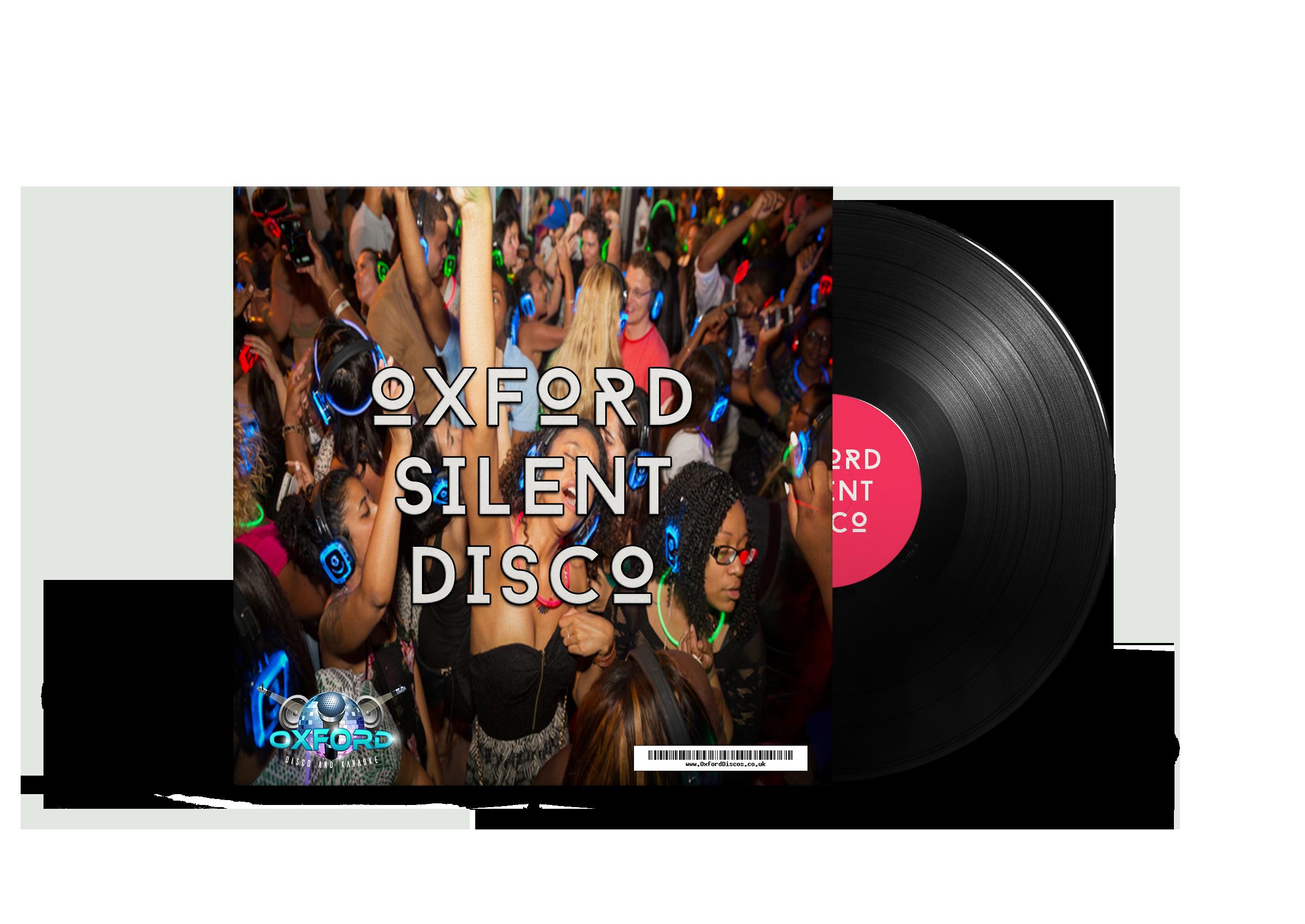 15 Oxford Silent Disco