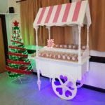 Oxford Disco And Karaoke In Oxfordshire Sweet Treats Vintage Sweet Cart