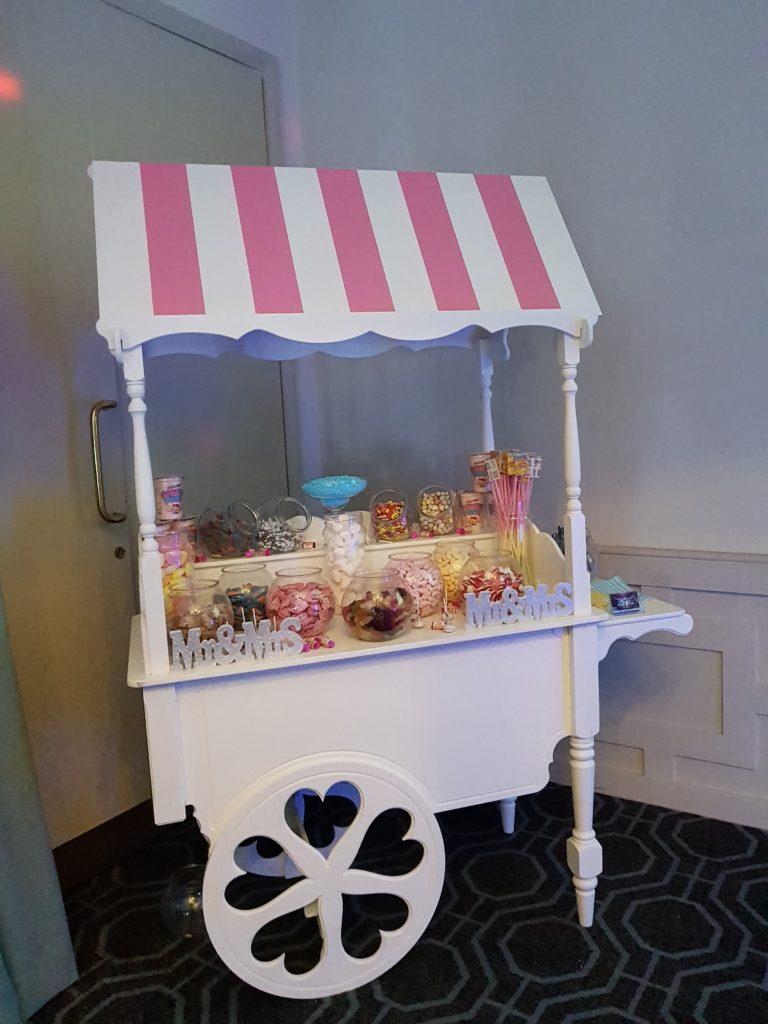 Oxford Disco And Karaoke In Oxfordshire Sweet Treats Vintage Sweet Cart