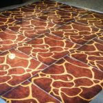 Marble Effect Dance Floor - Oxford Disco and Karaoke in Oxfordshire