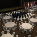 Traditional & Star Lits Dance Floor Combo - Oxford Disco and Karaoke in Oxfordshire