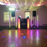 Oxford Disco and Karaoke in Oxfordshire Wooden Parquet Dance Floor