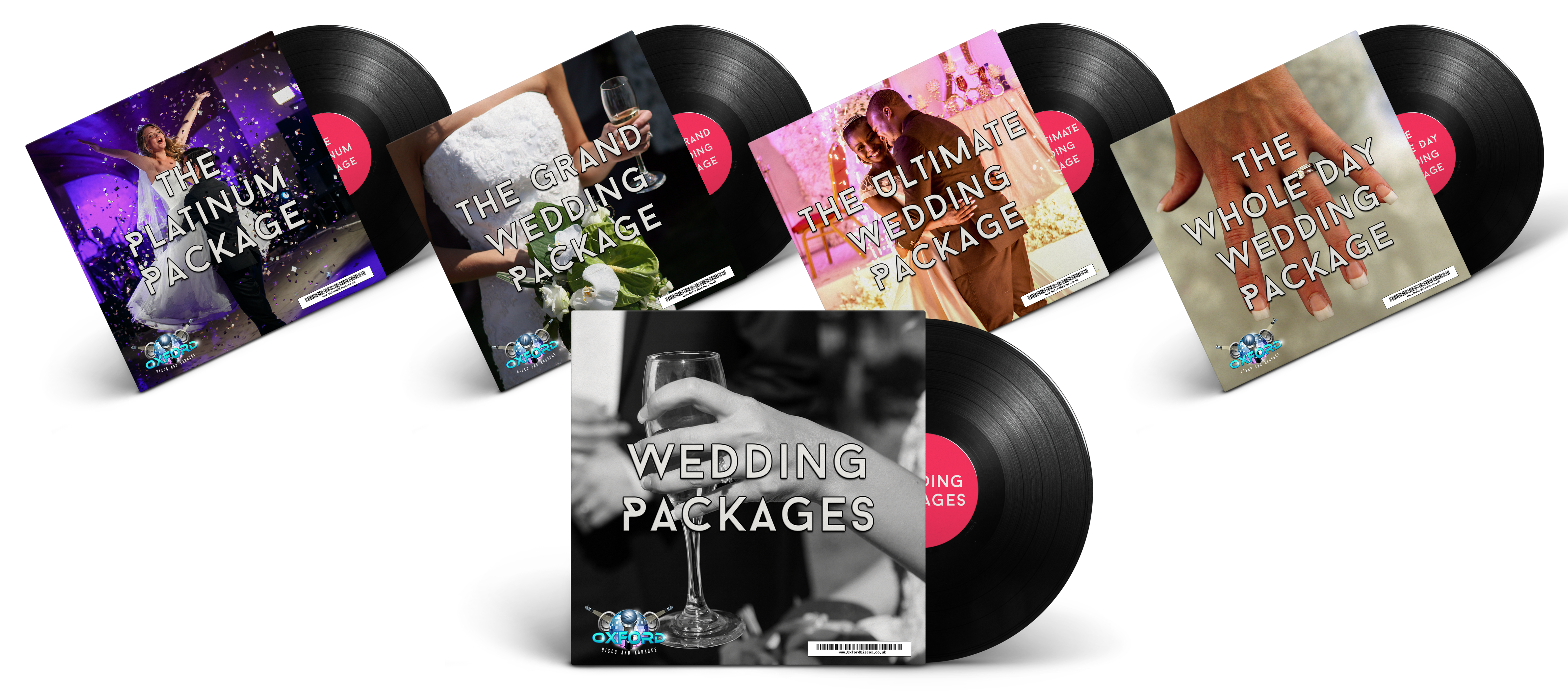 Oxford Disco and Karaoke in Oxfordshire - All Wedding Packages