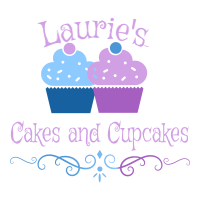 Laurie's Cakes and Cupcakes Logo - Oxford Disco and Karaoke In Oxfordshire