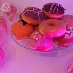 Oxford Disco And Karaoke In Oxfordshire Sweet Treats Vintage Sweet Cart Krispy Kreme Doughnuts