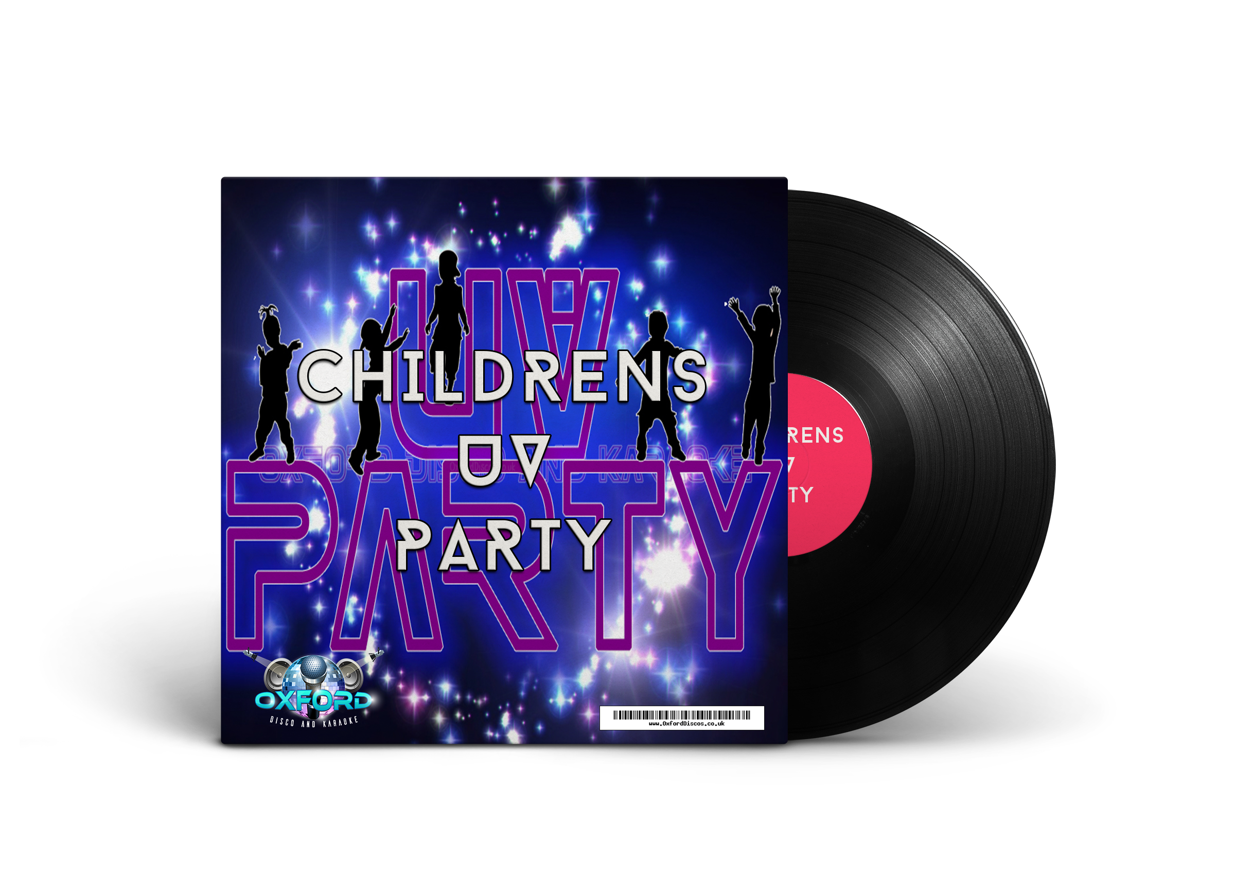 Oxford Disco and Karaoke Childrens UV Party