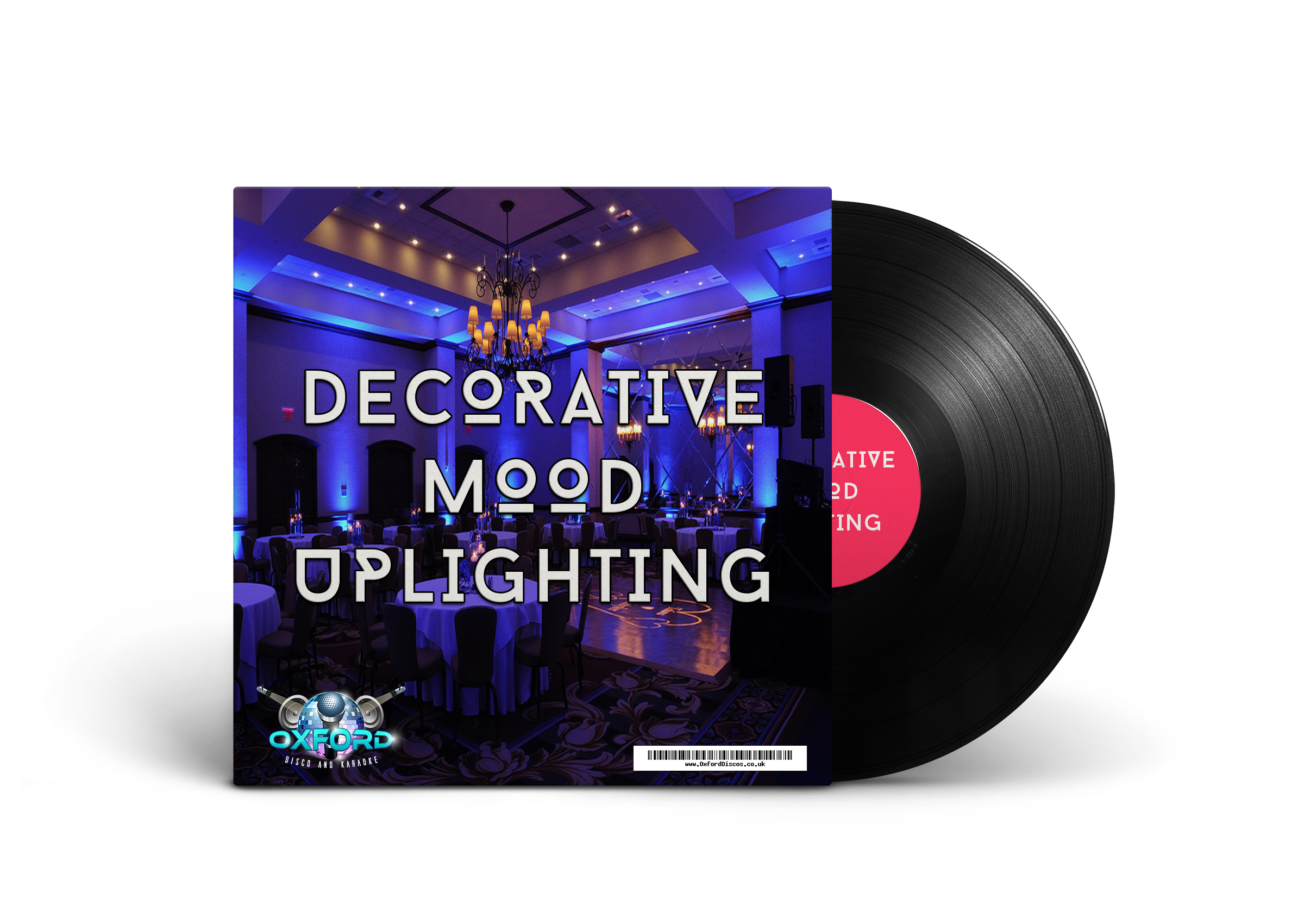 Oxford Disco and Karaoke Decorative Mood Lighting