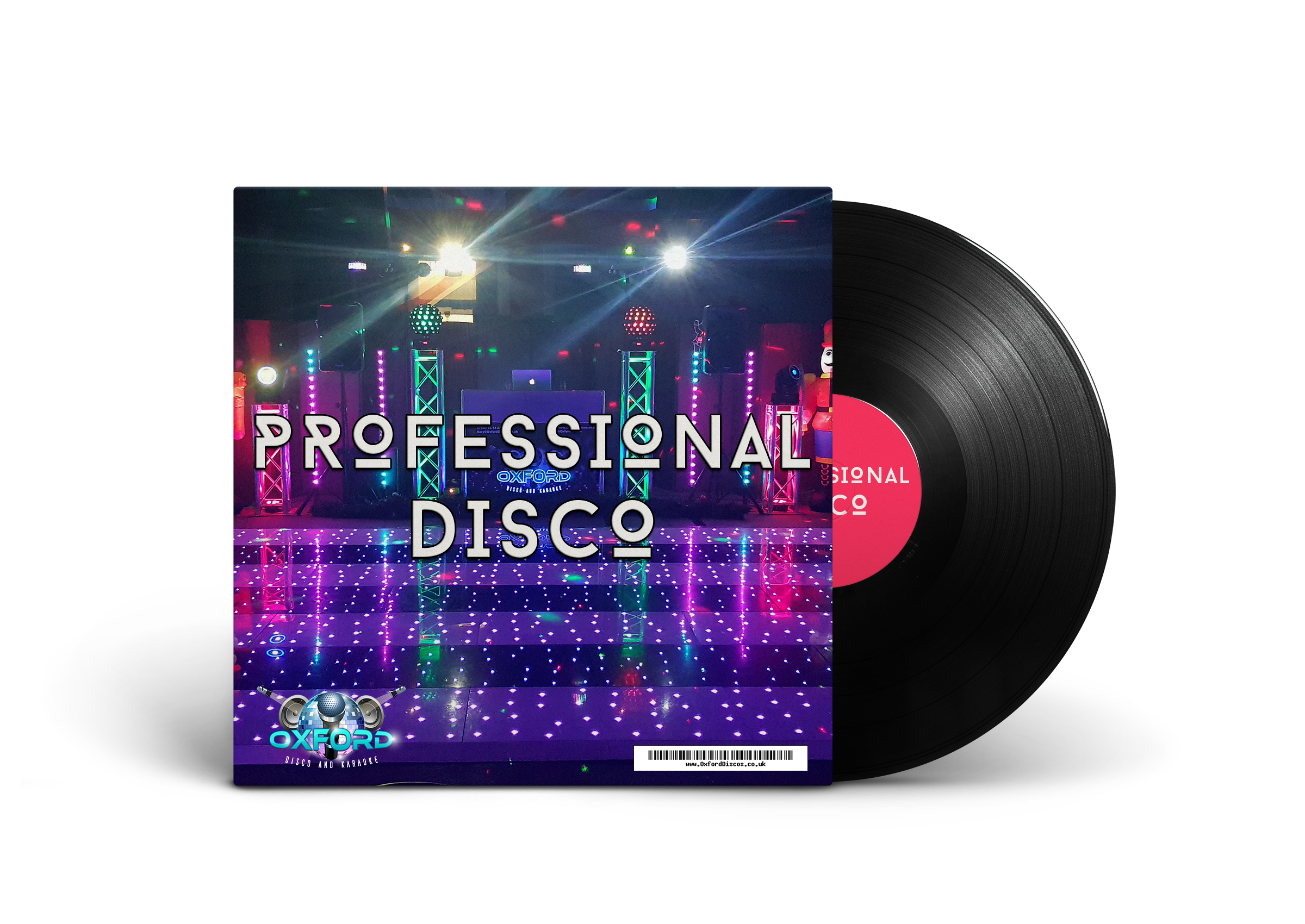 Oxford Disco and Karaoke Professional Disco