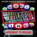 Afrobeat to Reggae Game Cards