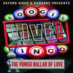 The Power Ballad of Love Game Cards