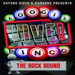 The Rock Round Game Cards