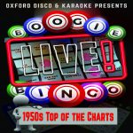 Oxford Disco and Karaoke SP 1950s Top of the Charts