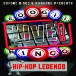 Oxford Disco and Karaoke SP Hip-Hop Legends