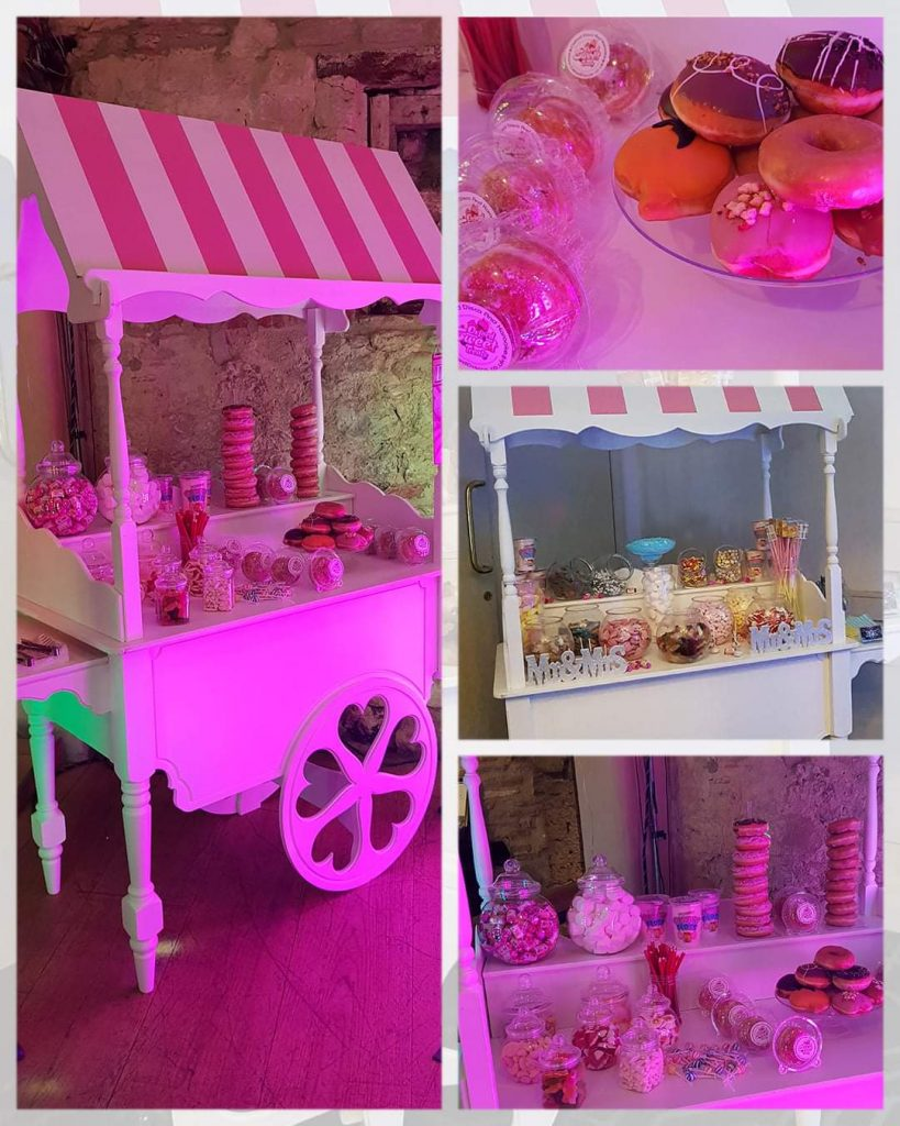 Oxford Disco and Karaoke in Oxfordshire - Sweet Cart